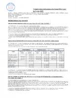 C-R du Conseil Municipal du 09-03- 2020