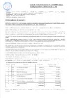 C-R du Conseil Municipal du 19-01-2021